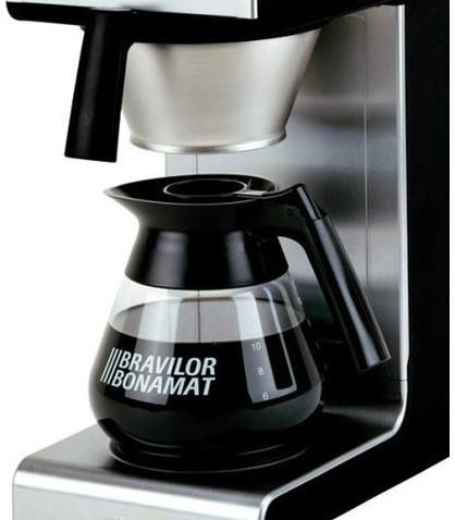 Koffiezetapparaat Bravilor Mondo + 2 glazen kannen-1