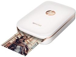 Fotoprinter HP Sprocket wit