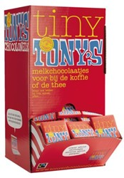 Chocolade Tony's Chocolonely 140 stuks melk