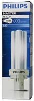 Spaarlamp Philips Master PL-C 2P 10W 600 Lumen 830 warm wit-2