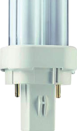 Spaarlamp Philips Master PL-C 2P 18W 1200 Lumen 830 warm wit-2