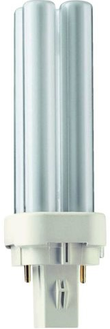 Spaarlamp Philips Master PL-C 2P 10W 600 Lumen 830 warm wit-4