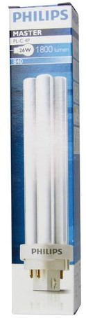 Spaarlamp Philips CorePro PL-C 4P 26W 1800 Lumen 830 warm wt-2