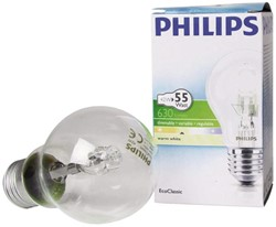 Halogeenlamp Philips Eco Classic E27 42W 630 Lumen