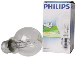 Halogeenlamp Philips Eco Classic E27 70W 1200 Lumen