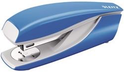 Nietmachine Leitz NeXXt 5502 30vel 24/6 lichtblauw
