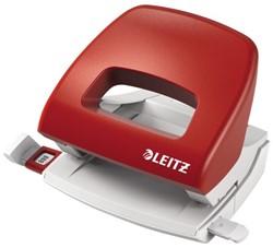 Perforator Leitz NeXXt 5038 2-gaats 16vel rood