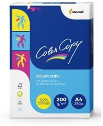 Laserpapier Color Copy A4 200gr wit 250vel