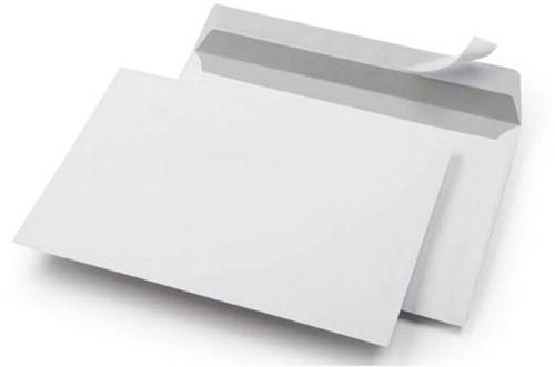 Envelop Quantore bank C6 114x162mm zelfklevend wit 25stuks-3