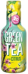 Frisdrank Arizona green tea citrus petfles 0,5l