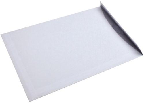 Envelop Quantore akte C4 229x324mm zelfklevend wit 10stuks-1