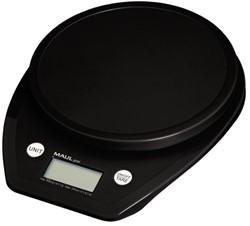 Briefweger MAUL Goal tot 5000 gram zwart incl.batterij