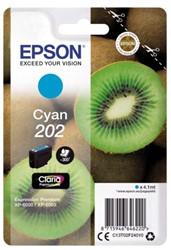 Inkcartridge Epson 202 T02F24 blauw
