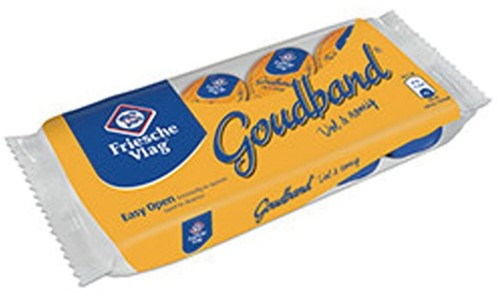 Koffiemelk Friesche vlag vol goudband 7,5 gram 10 cups-1