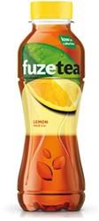 Frisdrank FuzeTea Lemon petfles 0.40l