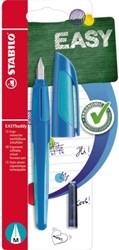 Vulpen Stabilo Easybuddy lichtblauw/donkerblauw rechtshandig