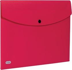 Enveloptas Elba Urban A4 rood