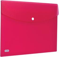 Enveloptas Elba Urban A4 roze