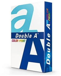 Kopieerpapier Double A Color Print A4 90gr wit 500vel