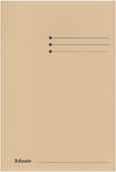 Dossiermap Esselte manilla 3klep folio gems