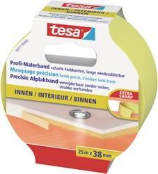 Afplaktape Tesa Precision 38mmx25m indoor
