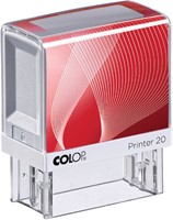 Tekststempel Colop Printer 20 +bon 4regels 38x14mm-3