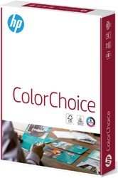 Kleurenlaserpapier HP Color Choice A4 100gr wit 500vel