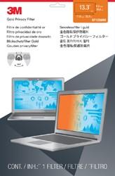 "Privacy filter Gold 3M 13.3"" breedbeeld 16:9"