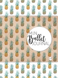 Bullet Journal ananas dotted
