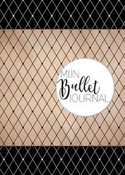 Bullet Journal zwart dotted