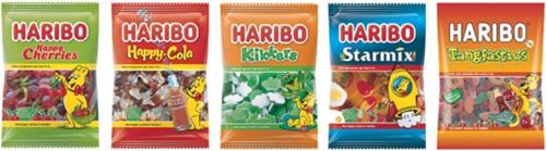 Haribo Happy Cherries kersen 75gram-2