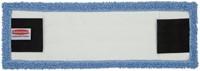 Mop vlakmop Rubbermaid Bi-Power 43.5x14cm blauw-2