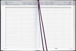 Agenda 2022 Brepols Bremax 2 A4 8 kolommen zwart