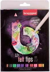Kleurstift Bruynzeel Teens Superpoint licht ass