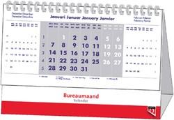 Bureaumaandkalender 2021 Quantore