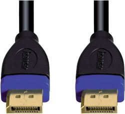 Kabel Hama DisplayPort 300cm zwart