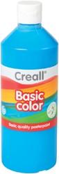 Plakkaatverf Creall basic 10 primair blauw 500ml