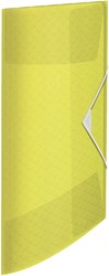 Dossiermap Esselte Colour'Ice 3-kleppen geel