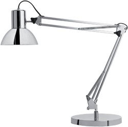 Bureaulamp Unilux Success chroom