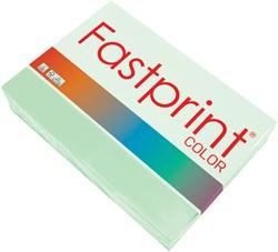 Kopieerpapier Fastprint A3 80gr appelgroen 500vel