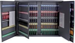 Sleutelkast Pavo XL tweedeurs 300 haken 720x540x140mm
