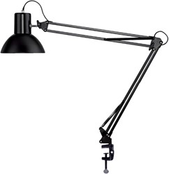 Bureaulamp Unilux Success zwart