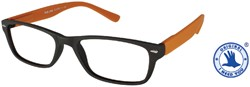 Leesbril +1.50 Feeling bruin-oranje
