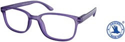 Leesbril +1.50 regenboog lila