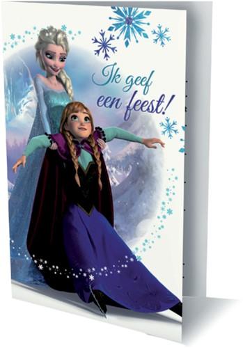 Uitnodiging Frozen-2