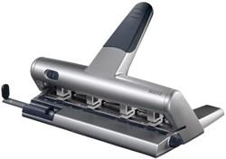Perforator Leitz 5114 4-gaats 30vel zilver