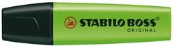 Markeerstift STABILO Boss Original 70/33 groen