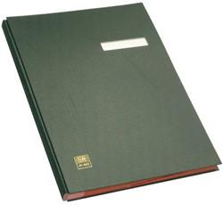 Vloeiboek Elba 41403 zwart