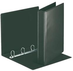Presentatieringband Esselte A4 4-rings D-mech 30mm zwart