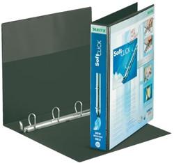 Panoramaringband Leitz SoftClick A4 4D-rings 30mm zwart